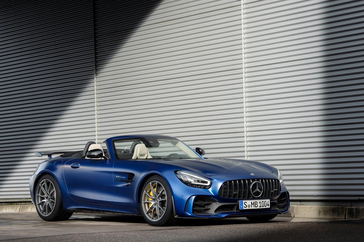 Mercedes-AMG GT R Roadster (2019)