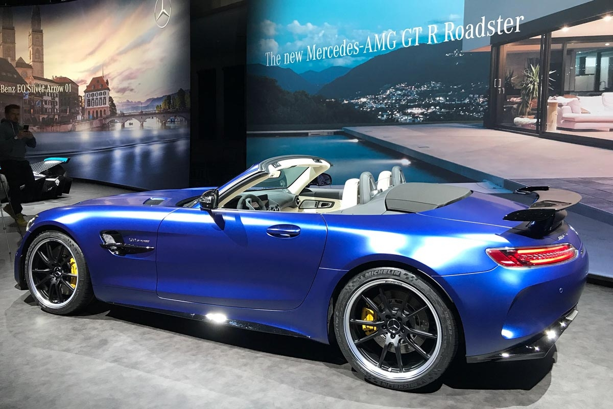 Mercedes-AMG GT R Roadster unveiled-4