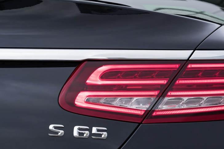 Mercedes-AMG S 65 Cabriolet 10