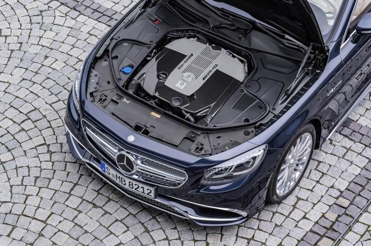Mercedes-AMG S 65 Cabriolet 11