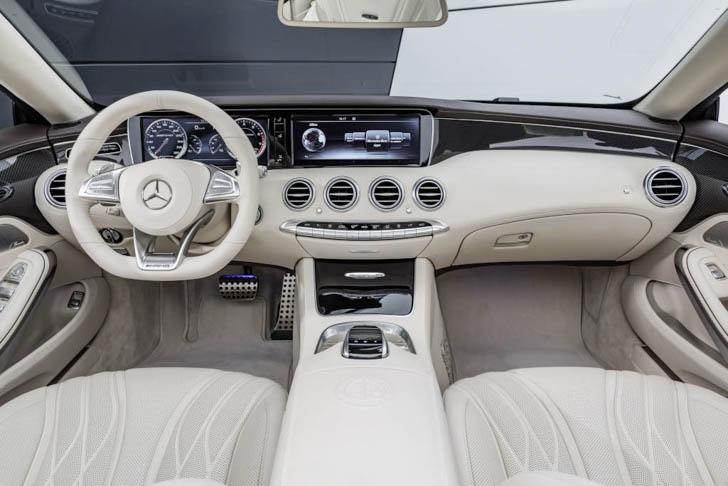 Mercedes-AMG S 65 Cabriolet 12