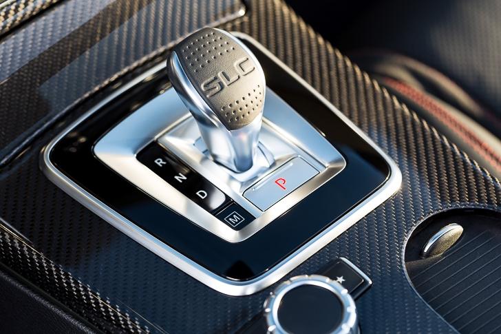 Mercedes-Benz SLC Roadster 18