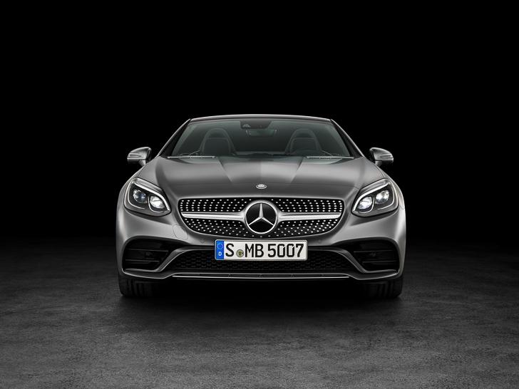 Mercedes-Benz SLC Roadster 20