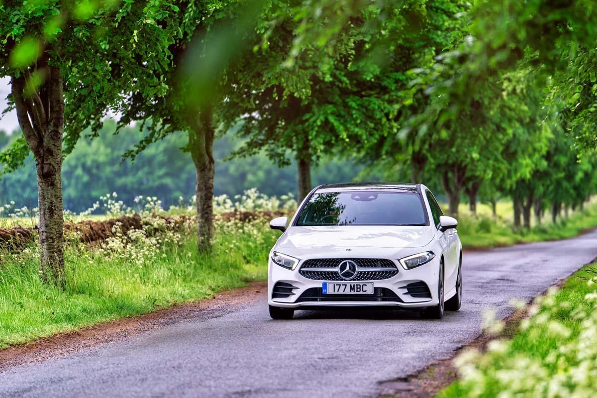Mercedes-Benz A-class review-1