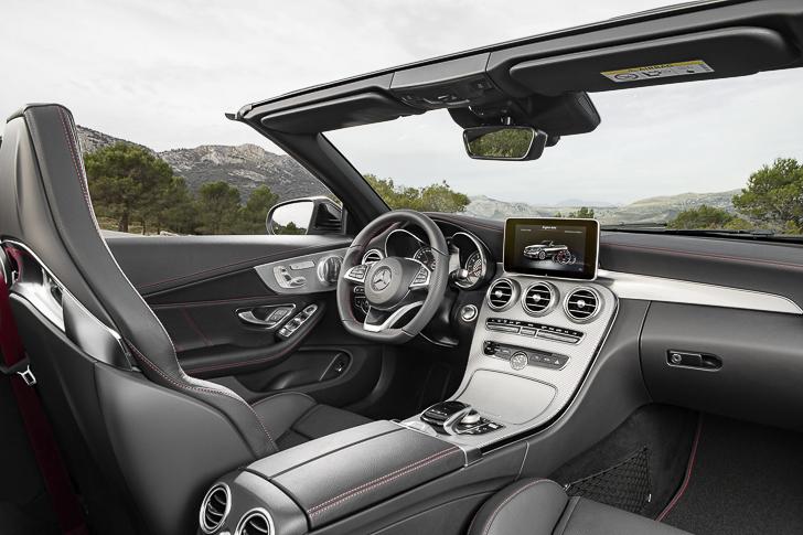 Mercedes-Benz C-Class Convertible-1