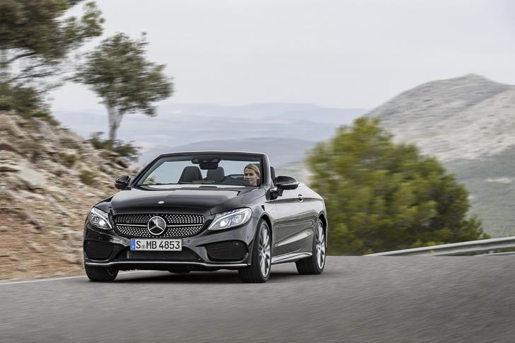 Mercedes-Benz C-Class Convertible-11