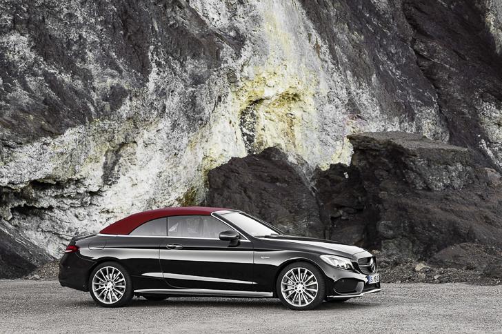 Mercedes-Benz C-Class Convertible-15