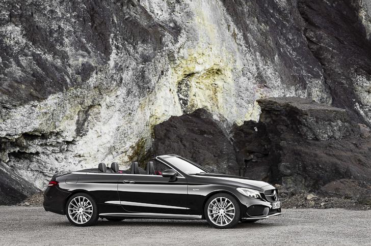 Mercedes-Benz C-Class Convertible-16