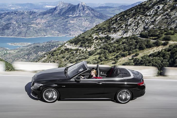 Mercedes-Benz C-Class Convertible-3