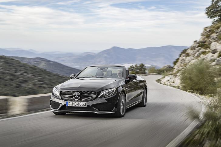 Mercedes-Benz C-Class Convertible-4