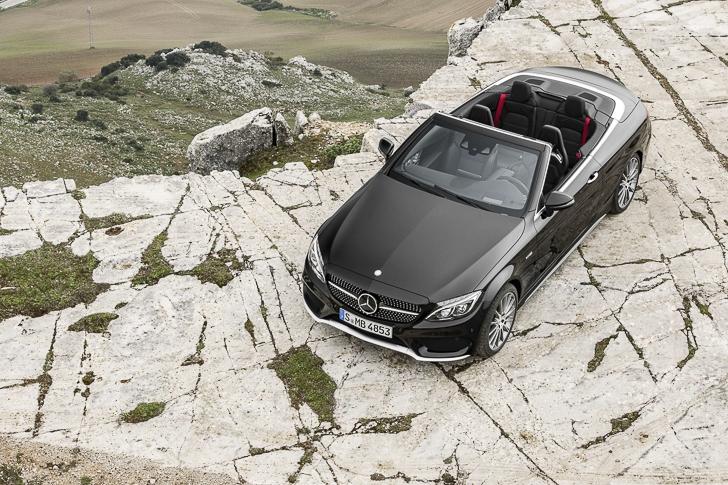 Mercedes-Benz C-Class Convertible-10