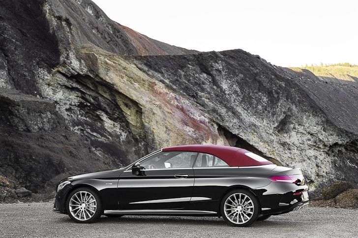 Mercedes-Benz C-Class Convertible-13