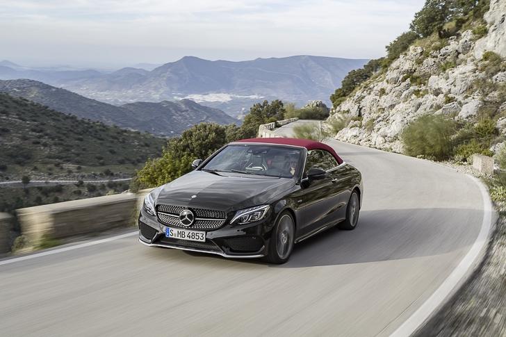 Mercedes-Benz C-Class Convertible-17