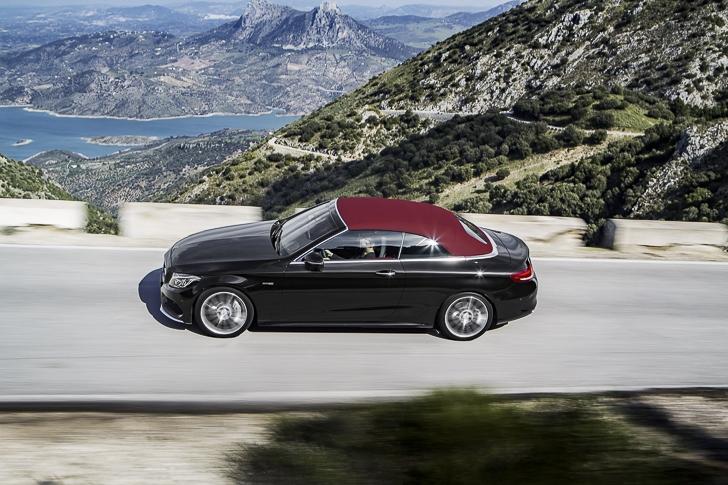 Mercedes-Benz C-Class Convertible-2