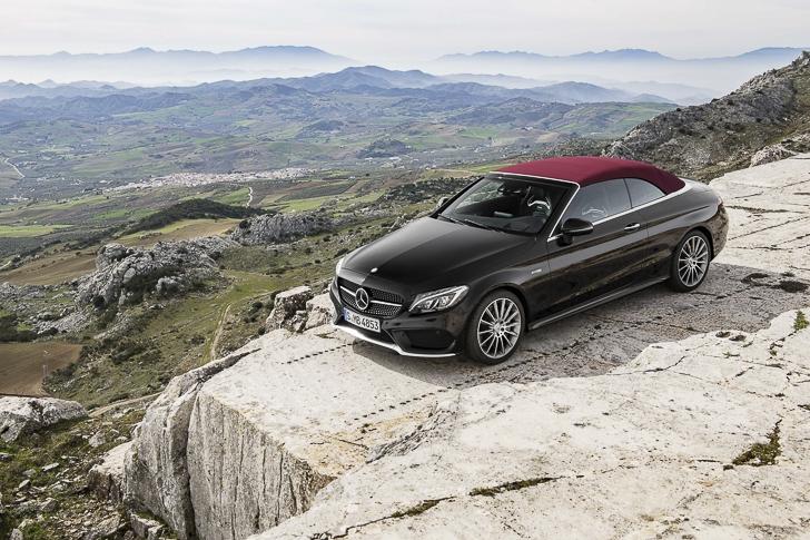 Mercedes-Benz C-Class Convertible-8