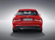 Mercedes-Benz CLA Shooting Brake (X117) 2014