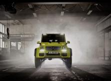 Mercedes-Benz G 500 4x4 09