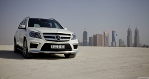 Mercedes-Benz GL-500. Dubai, UAE