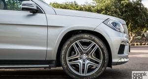 Mercedes-Benz GL 500. Management Fleet (January)