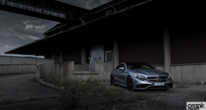 Mercedes-Benz S-Class & S63 AMG Coupé