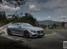 Mercedes-Benz S-Class Coupe S 63 AMG 09