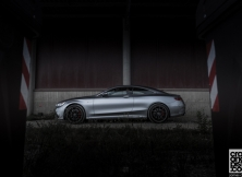 Mercedes-Benz S-Class Coupe S 63 AMG 12