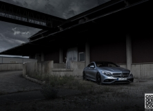 Mercedes-Benz S-Class Coupe S 63 AMG 10
