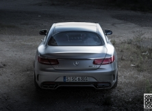 Mercedes-Benz S-Class Coupe S 63 AMG 11