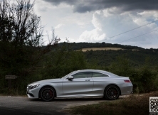Mercedes-Benz S-Class Coupe S 63 AMG 08