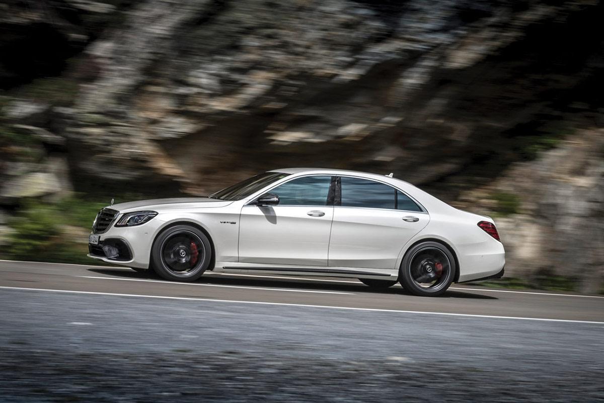 Mercedes Benz S63 Amg Evo Car Of The Year Best Luxury Car
