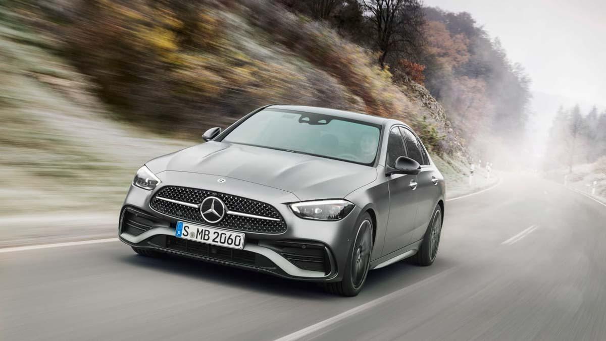 Mercedes-C-class-1
