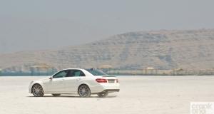 Mercedes E 63 AMG Khasab