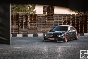 Mercedes wide body