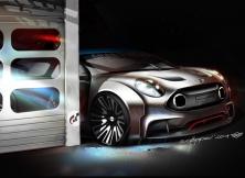 MINI Clubman Vision Gran Turismo 13