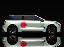 MINI Clubman Vision Gran Turismo 11