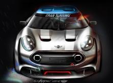 MINI Clubman Vision Gran Turismo 14