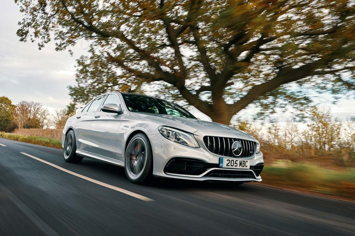 New 2019 Mercedes-AMG C63 review-1
