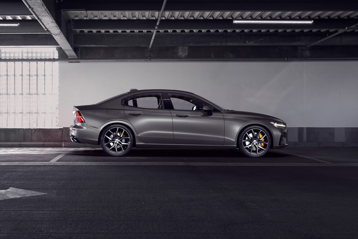 New 2019 Volvo S60 Revealed T8 Polestar Model Also Coming