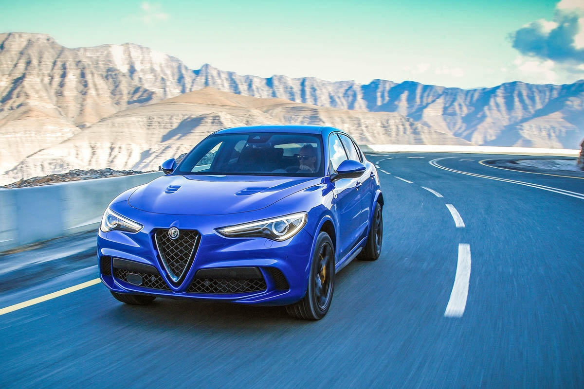 New Alfa Romeo Stelvio Quadrifoglio review-1