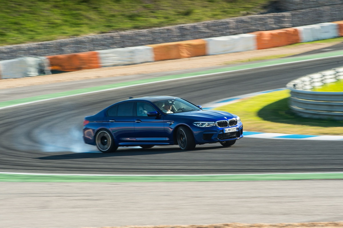 Coupe Series bmw m5 review New BMW M5 review – is 4WD and 592bhp enough to raise the super ...
