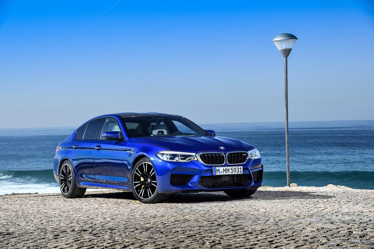 New BMW M5 review-2