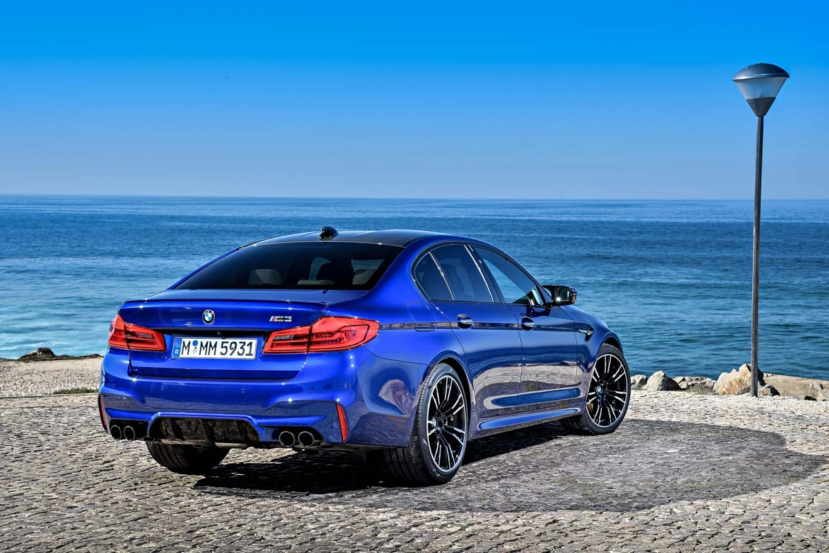 New BMW M5 review-3