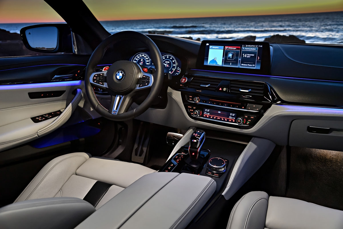 New BMW M5 review-32