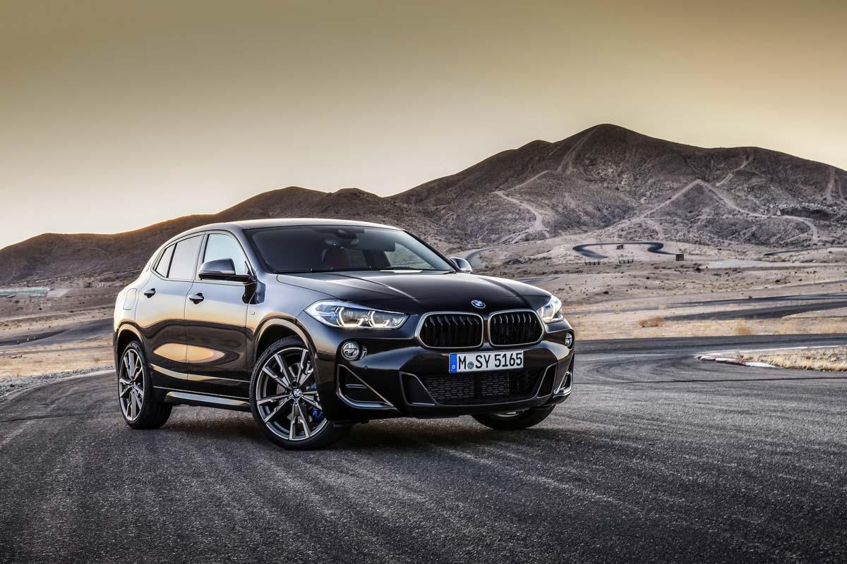 New BMW X2 M35i revealed-1
