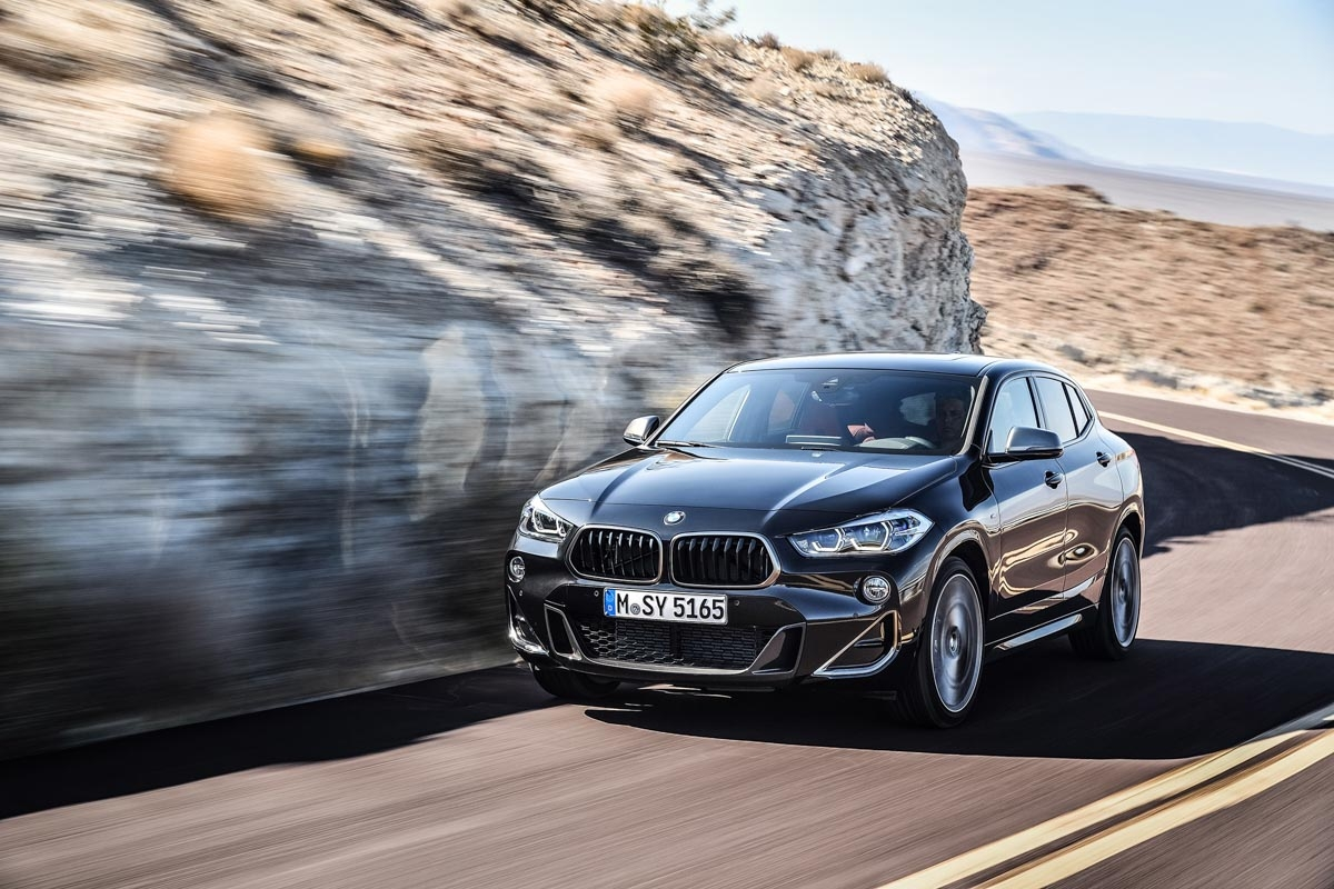 New BMW X2 M35i revealed-10