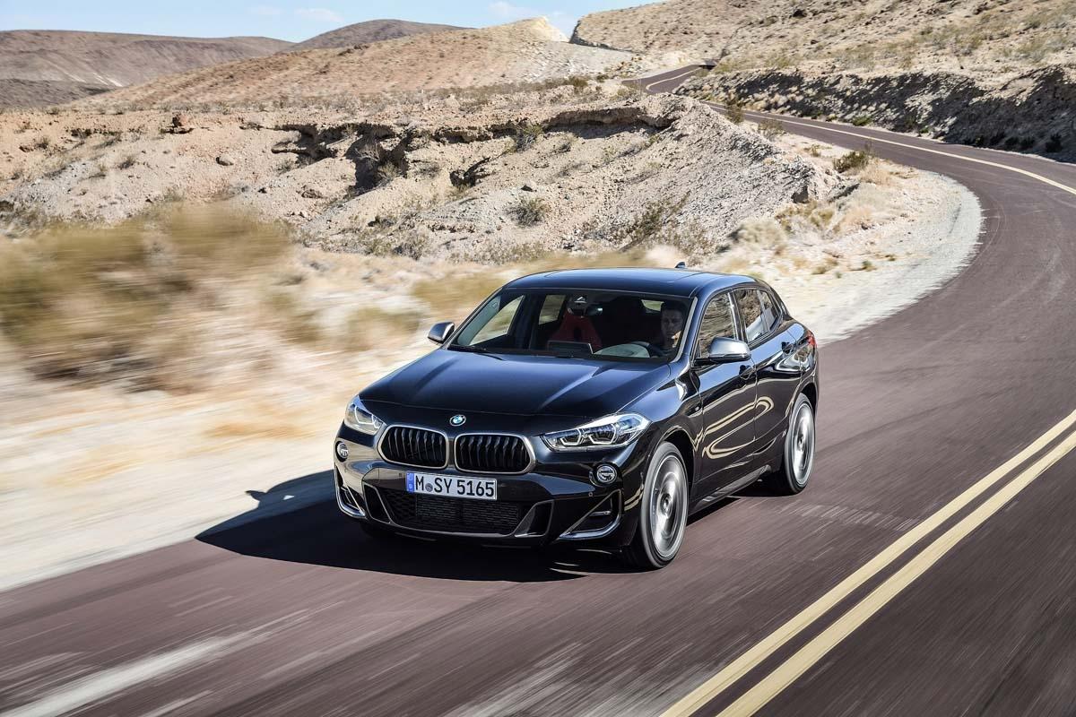 New BMW X2 M35i revealed-11