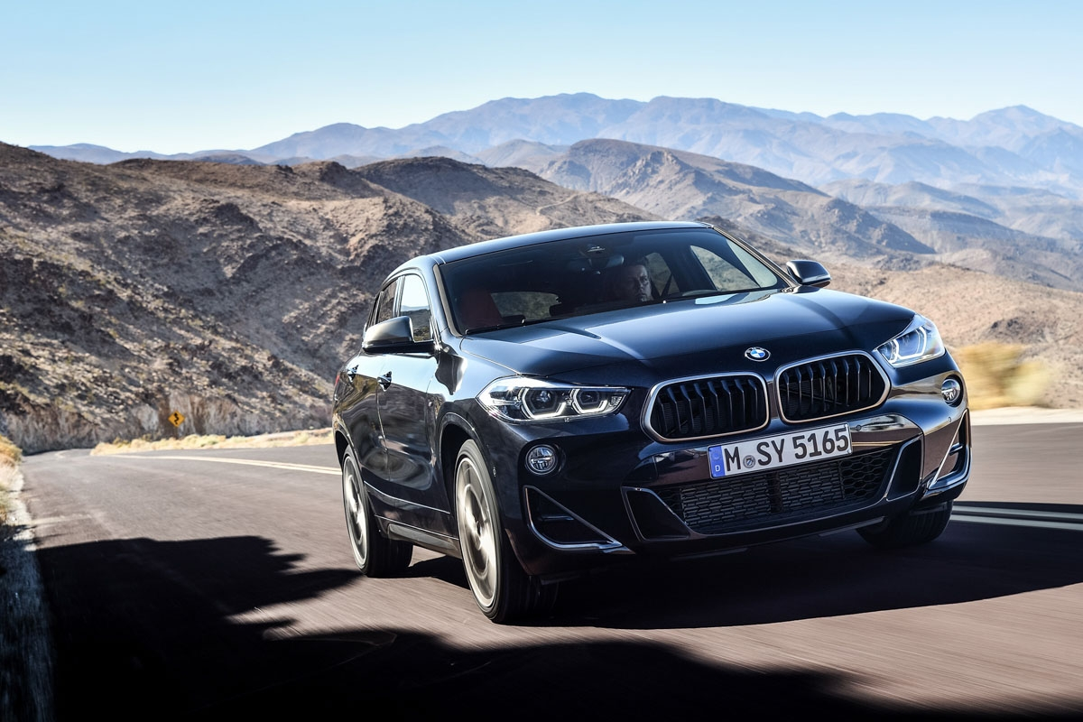 New BMW X2 M35i revealed-12