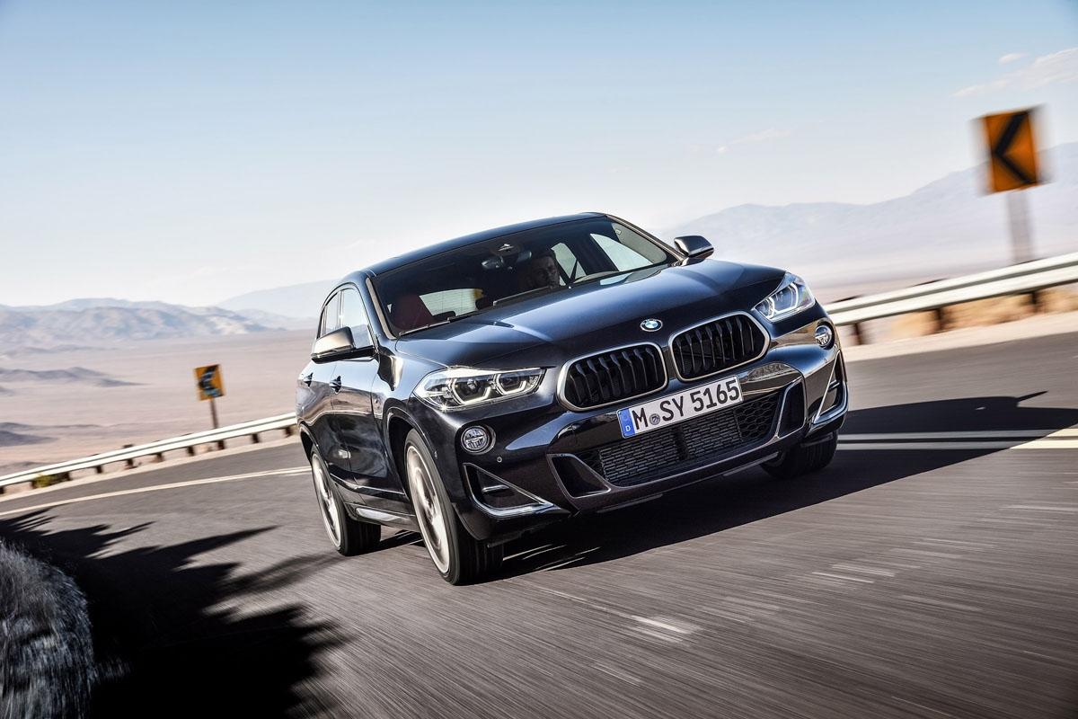 New BMW X2 M35i revealed-13