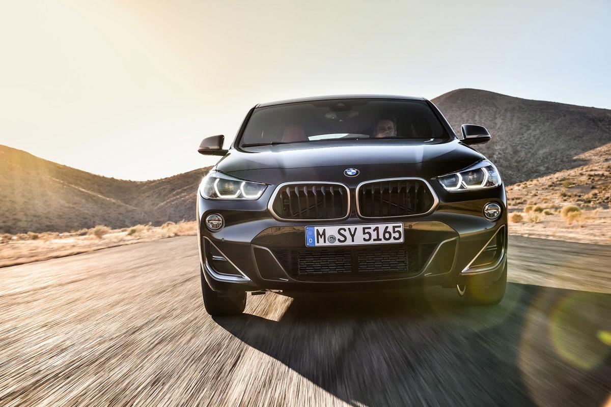 New BMW X2 M35i revealed-15