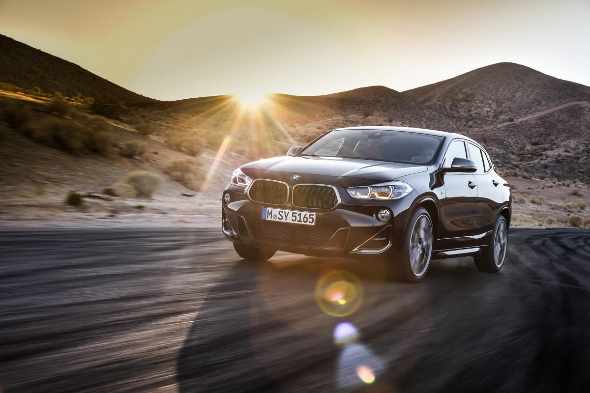 New BMW X2 M35i revealed-16